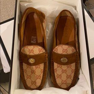 Gucci driver loafer